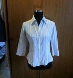 Рубашка. ZARA. Размер 42-44.