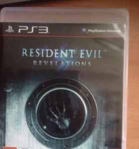 Resident Evil Revelations для PS3