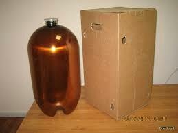 Кега ПЭТ 30 литров. Для жидкостей и сыпычих вещест