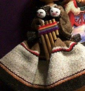 Кукла из Перу
