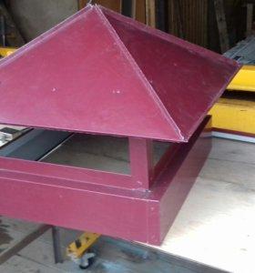 Гибка листевого метала
