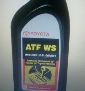 Масло трансм. Toyota ATF WS 00289-ATFWS