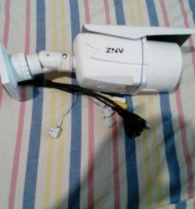 ИК ip корпусная камера с высоким разрешением