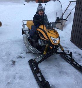 Снегоход Irbis Dingo 125