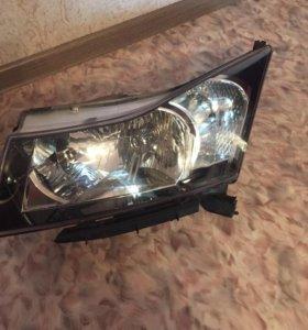 Фара Chevrolet Cruze