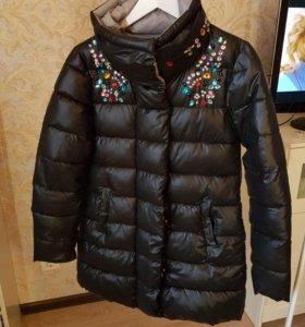 Куртка с камнями
