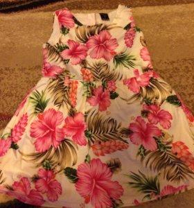 Платье на 2года