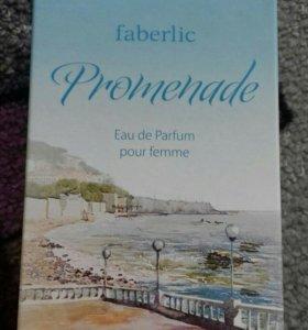 Продам парфюмированную воду Promebade