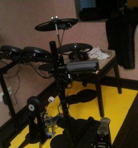 Электронная ударная установка ямах DTX450K