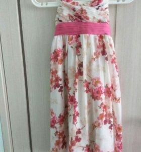 Платье Monsoon 6-7лет
