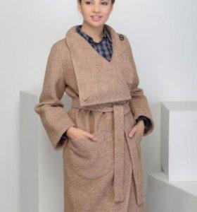 Пальто 52-54 , стильное и качественное