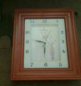 часы в рабочем состоянии