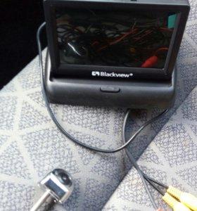 Камера заднего вида и монитор