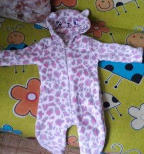 Одежда на девочку от 6 месяцев