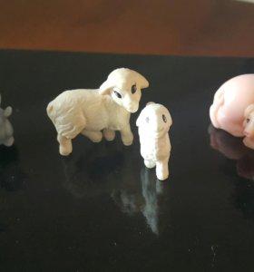 Киндеры животные
