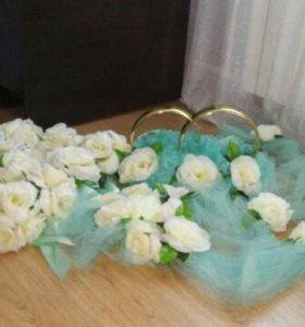 Свадебные украшения на свадьбу