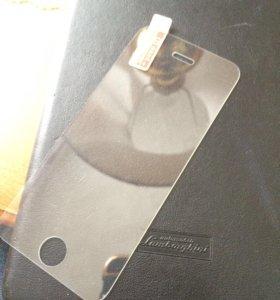 Защитные стекла на iPhone 5/5s/SE