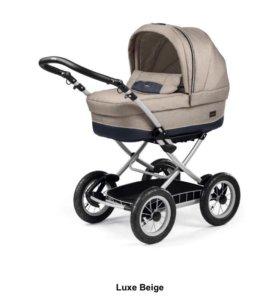 Новая коляска для новорожденных peg-perego culla