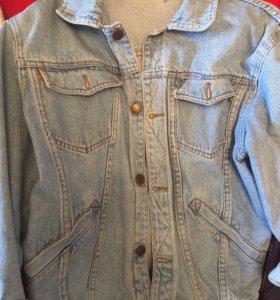 Куртка джинсовая 42/44