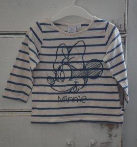 Лонгслив (футболка с длинными рукавами «DISNEY»)