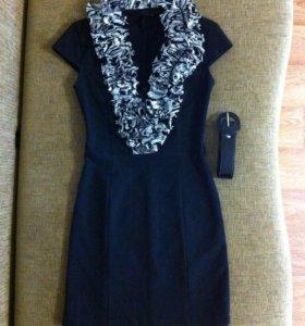 Платье с ремешком р 44-46