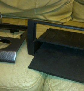 Рамка магнитолы форд фокус 2 рест