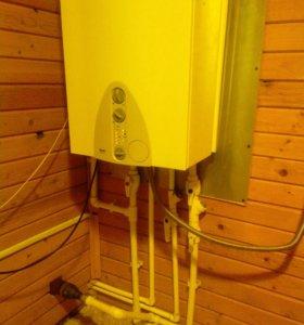 Отопление водоснабжение канализация