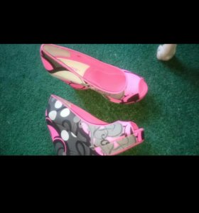 Босоножки, туфли на платформе