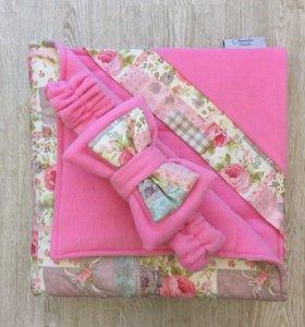 Одеялко, или конверт на выписку