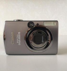 Фотоаппарат Canon ixus 850 is
