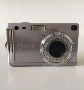 Фотоаппарат Pentax Optio S5i