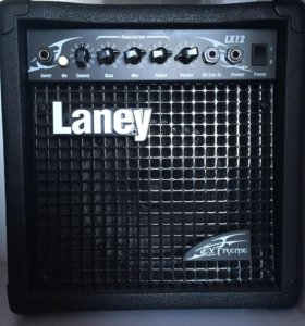 Комбоуселитель Laney LX12