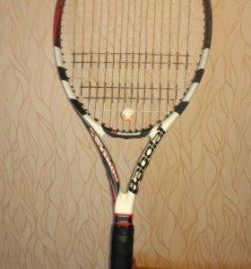 Продаю ракетку для большого тенниса с чехлом