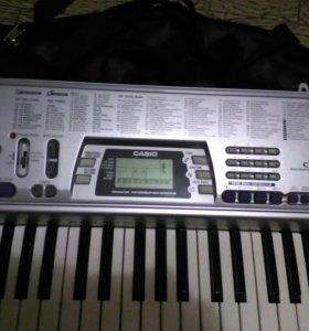 Синтезатор Casio ctk-496