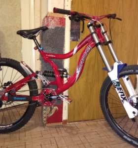 Велосипед norco a-line двухподвес