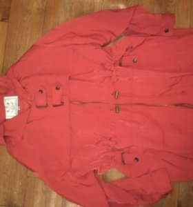 Новый куртка - плащ