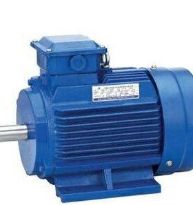 Продам б/у Электродвигатель 45 кВт 3000 об/мин