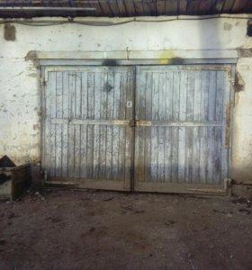 Капитальный гараж в пгт. Орджоникидзе