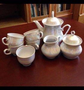 Кофейный набор посуды.