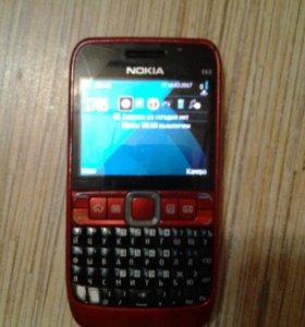 Nokia E63 б/у