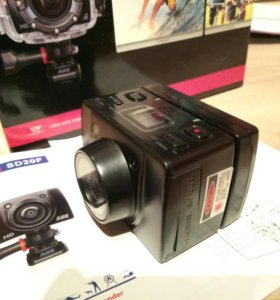 Экшн камера AEE SD20F