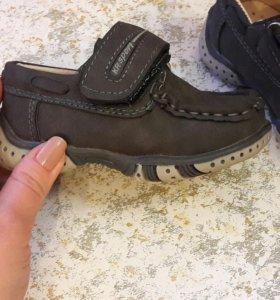 Новые турецкие ботиночки