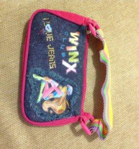 Детская сумочка Winx