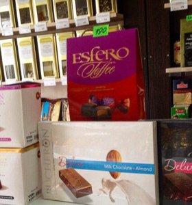 """Шоколадные конфеты """"Bucheron"""""""
