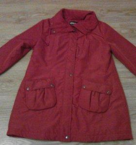 Куртка 54 размер весна-осень