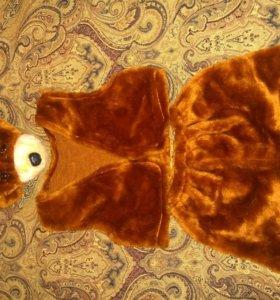 Новогодний костюм Мишка