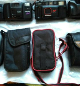 Фотоаппараты мыльница за все