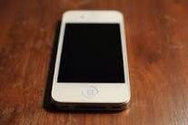 Айфон 4 8 гб , белый