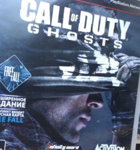 COD: ghosts PS3
