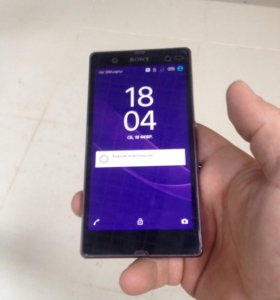 Sony xperia z смартфон